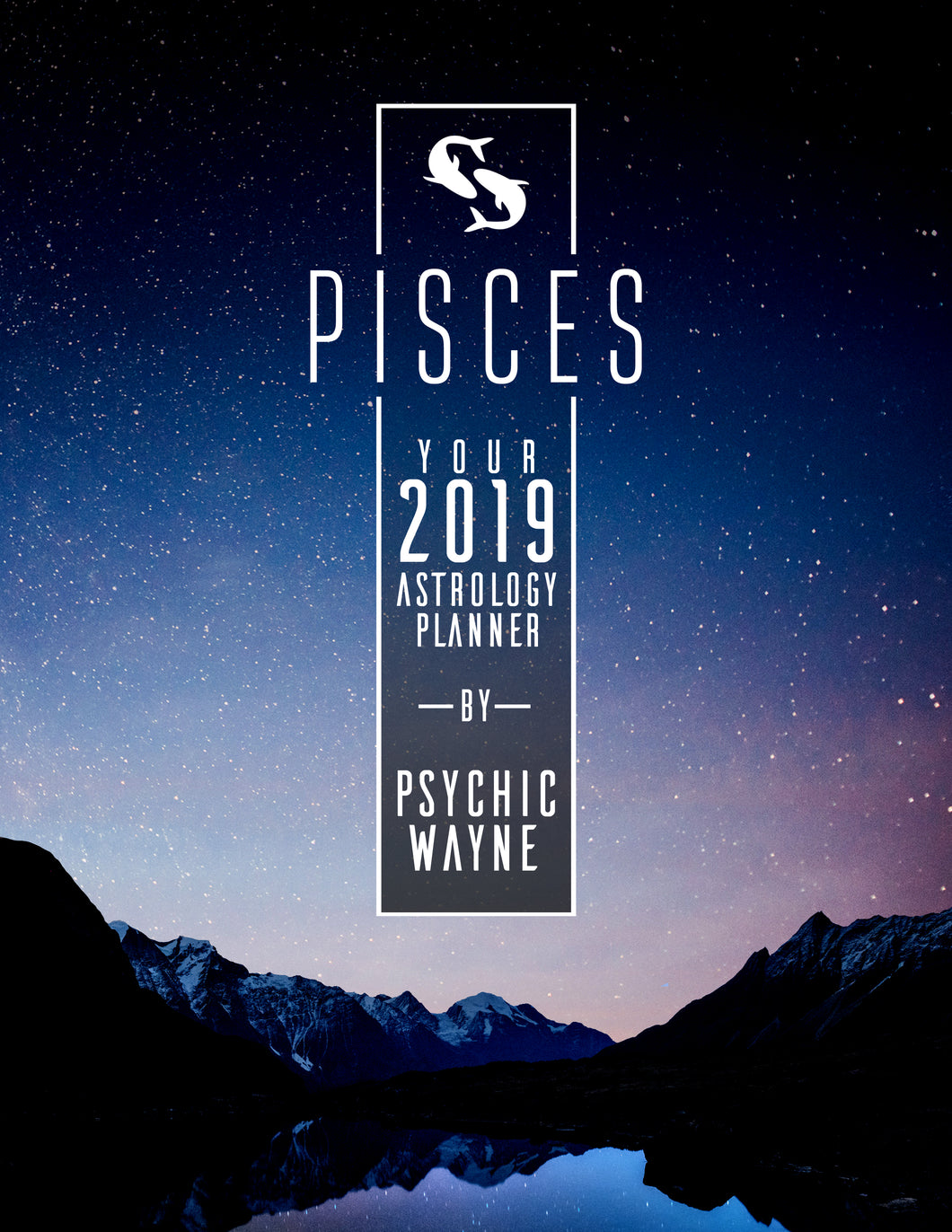 Pisces 2019 Astrology Planner