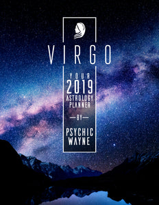 Virgo 2019 Astrology Planner