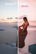 Load image into Gallery viewer, SUNSET LOVER - MOBILE PRESET PACK