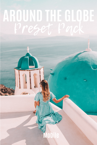 AROUND THE GLOBE - MOBILE PRESET PACK