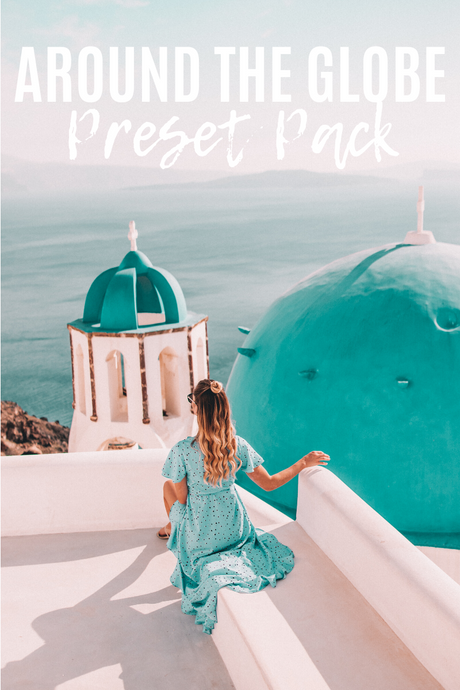 AROUND THE GLOBE - DESKTOP PRESET PACK