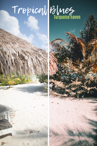 TROPICAL BLUES - MOBILE PRESET PACK