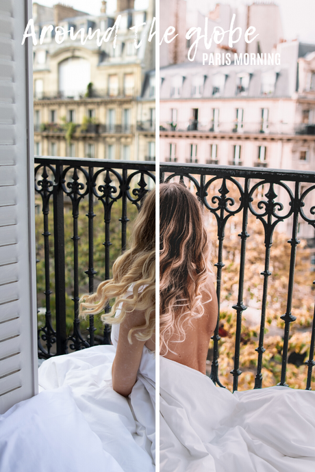 PARIS MORNING - DESKTOP SINGLE PRESET