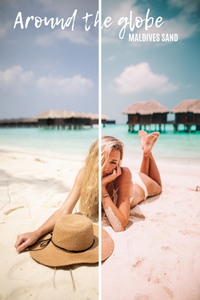 MALDIVES SAND - DESKTOP SINGLE PRESET