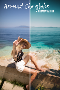 CROATIA WATERS - DESKTOP SINGLE PRESET