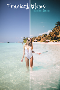 MALDIVES DREAM - DESKTOP SINGLE PRESET