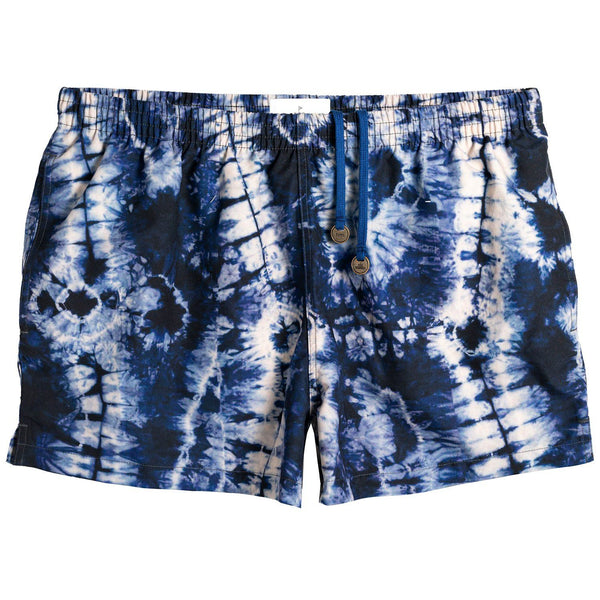 EDITION BLUE SHIBORI TIMO TRUNKS
