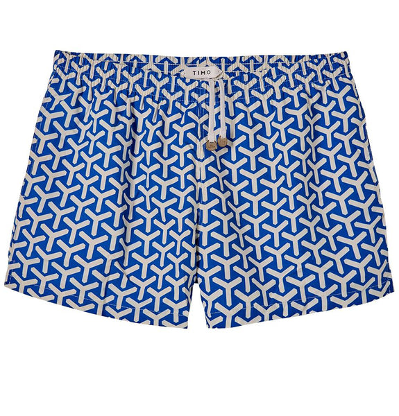 EDITION CHEVRON BLUE TIMOTRUNKS