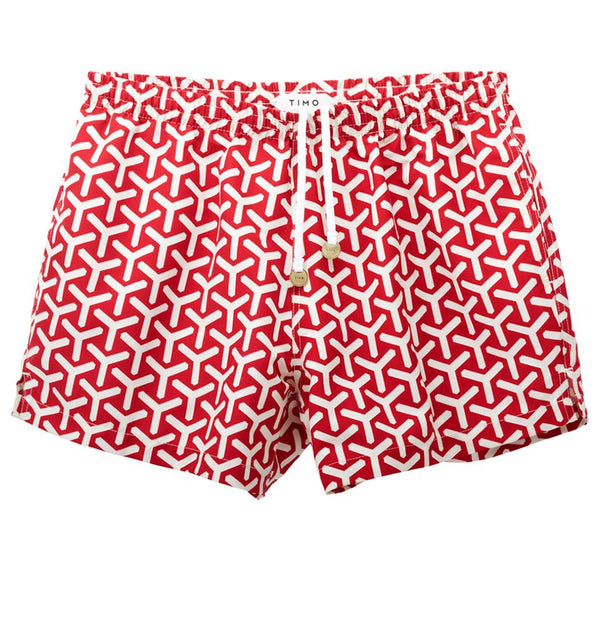 EDITION CHEVRON RED TIMOTRUNKS