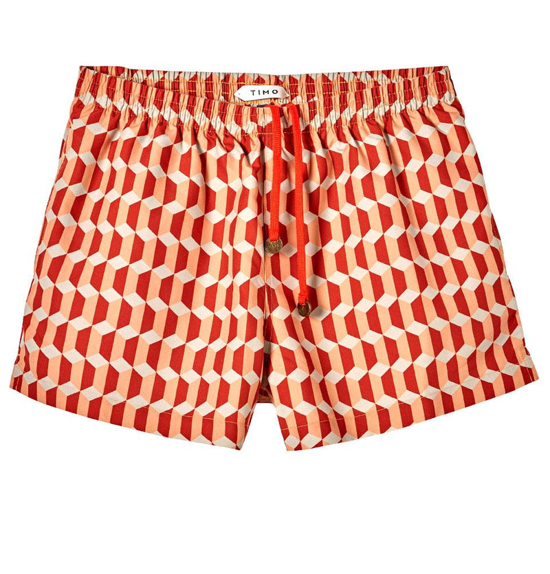 EDITION ESCHER ORANGE ORANGE TIMOTRUNKS