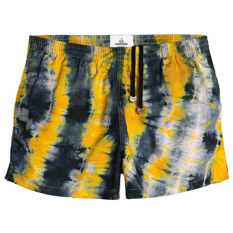 EDITION MARBLE YELLOW SHIBORI TIMO TRUNKS