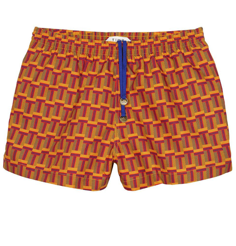EDITION ORANGE BABOON TIMOTRUNKS