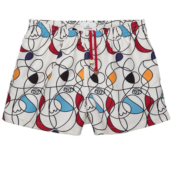 EDITION PICASSO WHITE TIMOTRUNKS