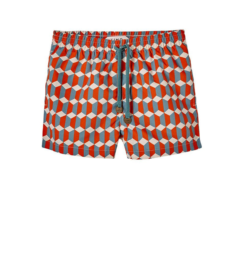 KID ESCHER ORANGE TIMOTRUNKS