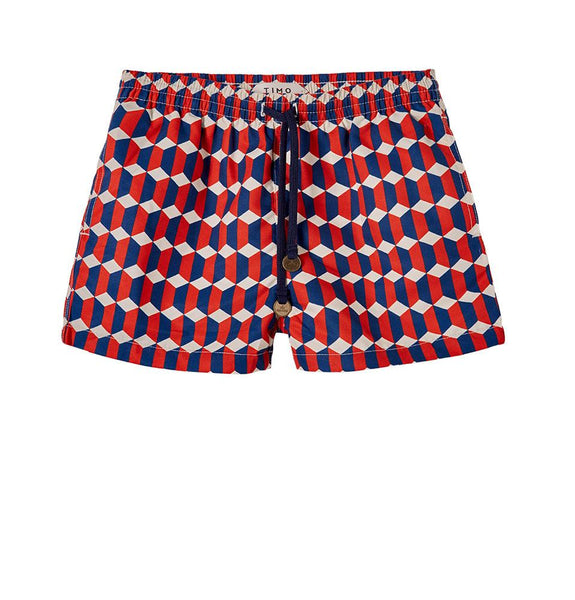 KID ESCHER RED TIMOTRUNKS