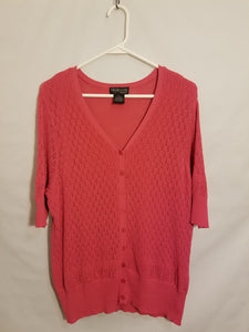 Style&co Cardigan Sweater - 1X