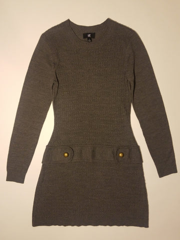 IZ Byer Sweater Dress - M