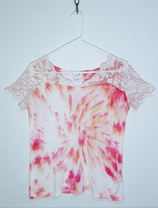 Jaclyn Smith Collection Tie Dye Top - S