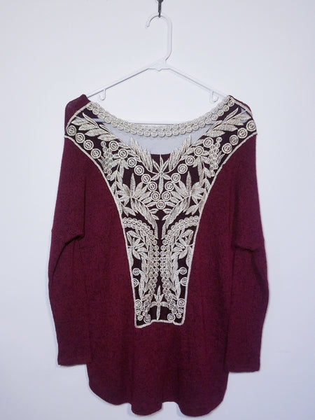 Charlotte Russe Top - S