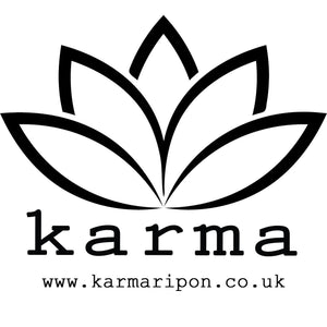 Karma in Ripon logo