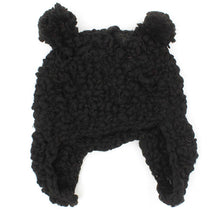 Load image into Gallery viewer, Soft Knit Bear Hat