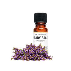 Clary Sage Pure Essential Oil 10ml