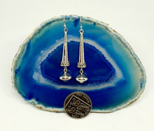 Load image into Gallery viewer, Indian Style Earrings in 925 Silver