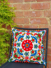 Load image into Gallery viewer, Boho Suzani Cushion covers