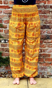 Om Moti Yoga Pants
