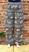 Load image into Gallery viewer, Elephant Moti Yoga/Lounge Pants