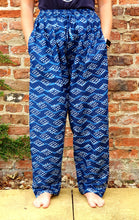 Load image into Gallery viewer, Jodhpur Indigo Print Pants