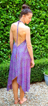 Load image into Gallery viewer, Scarf Dresses from Karma. www.karmaripon.co.uk