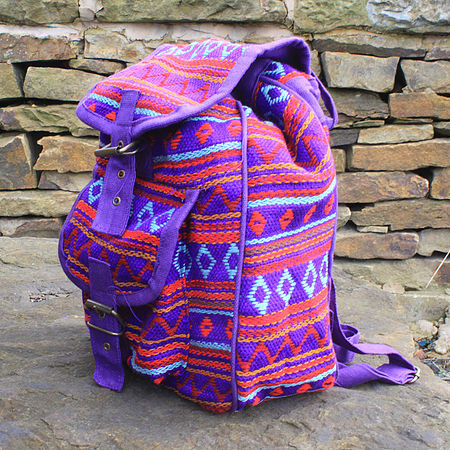 Nepalese Mini Backpacks