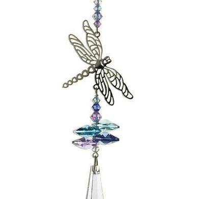 Dragon Fly Crystal Fantasy Rainbow Maker