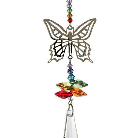Butterfly Crystal Fantasy Rainbow Maker