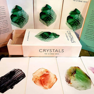 Crystals - The Stone Deck