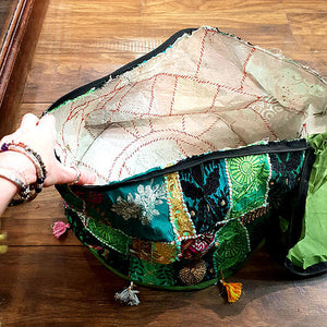 Indian Pouffe