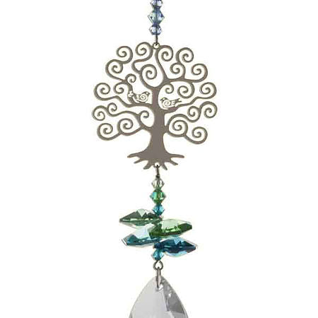 Tree of Life Crystal Fantasy Rainbow Maker