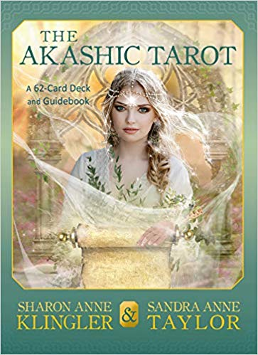 The Akashic Tarot by Sandra Anne Taylor , Sharon Anne Klingler