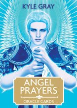 Load image into Gallery viewer, Angel Prayers Oracle by Kyle Gray