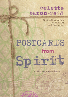 Post Cards From Spirit by Colette Baron-Reid