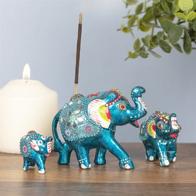 Elephant Incense Holders