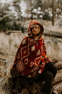 Earth Spirit Poncho