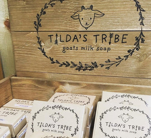 Tildas Tribe Goat Milk Soap