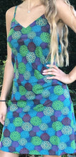 Load image into Gallery viewer, Short summer cotton dress www.karmaripon.co.uk
