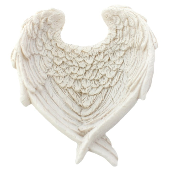 Small Angel Wing Trinket Holder