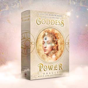 Goddess Power Oracle & Guide Book