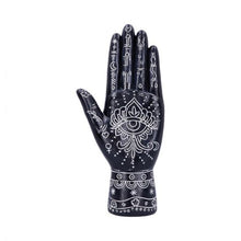 Load image into Gallery viewer, Palmistry Hand Style Ornament