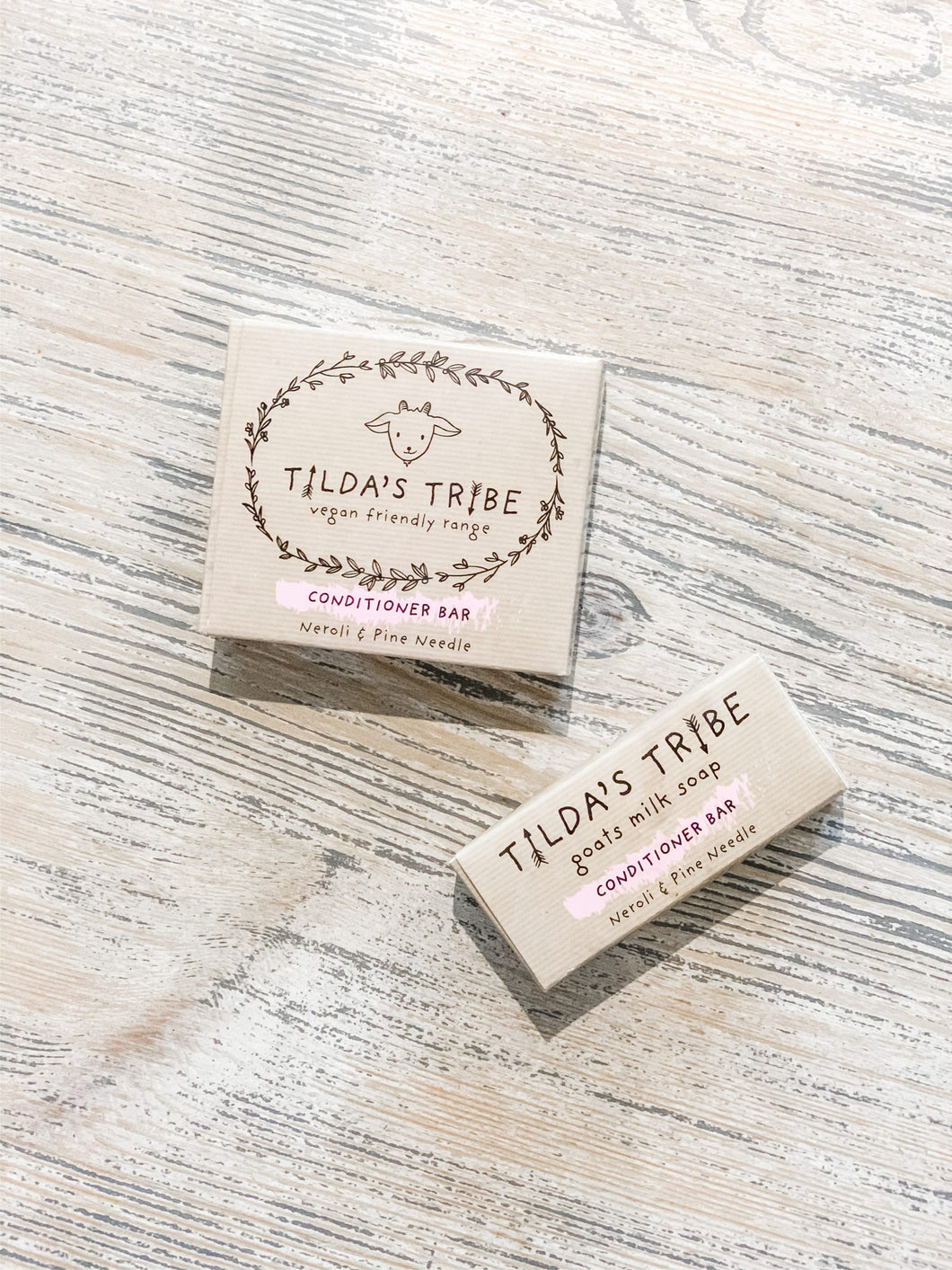 Tilda's Tribe Conditioner Bar