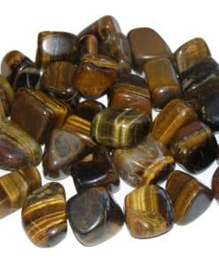 Tiger Eye tumblestone